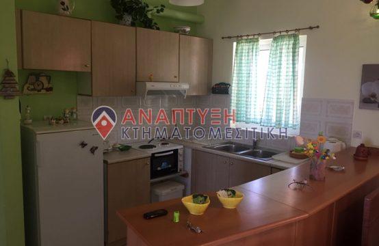 Πωλείται ισόγεια κατοικία 55 τ.μ., σε οικοδομή 20ετίας, με 1 υπνοδωμάτιο, 1 wc, κουζίνα και κήπο στην περιοχή Καλόρουμα, Ακρωτηρίου Χανίων.