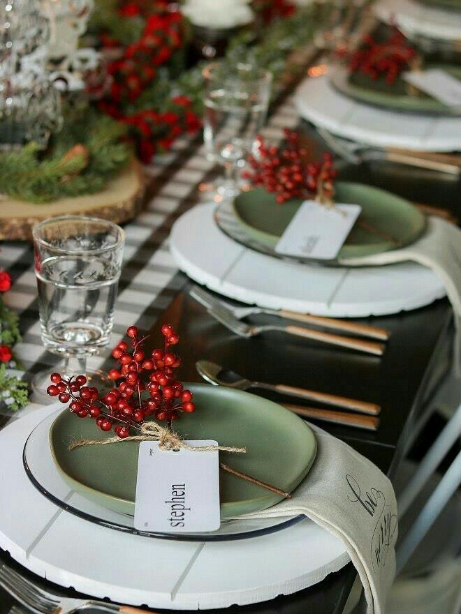 Tips διακόσμησης σε γιορτινή διάθεση!