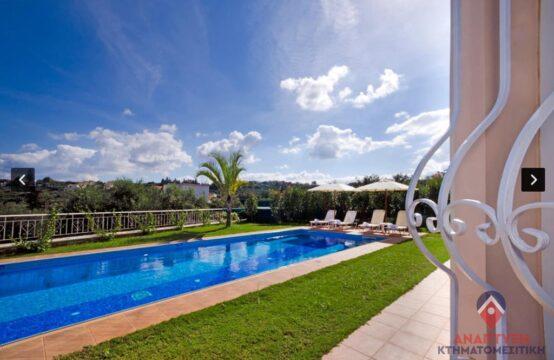 Πωλείται Βίλα σε οικόπεδο 800 τ.μ με θέα στο Γεράνι