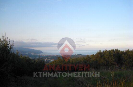 Πωλείται οικόπεδο 4850 τ.μ. σε εξαιρετική θέση στις ΒΟΥΒΕΣ Δήμου Πλατανιά.