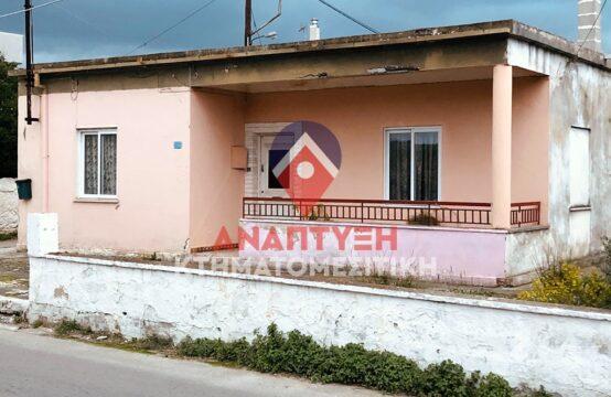 Πωλείται παλιά μονοκατοικία 93 τμ. στη Χρυσοπηγή σε οικόπεδο 390 τμ.